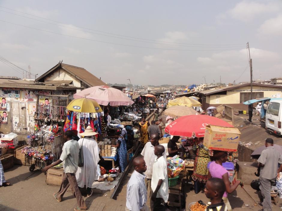 Streets of Kumasi
