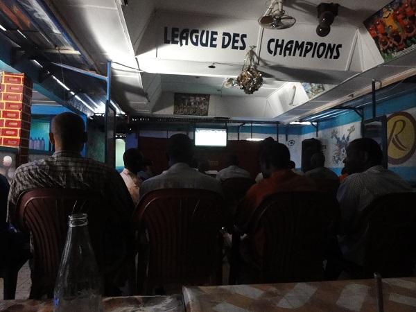 Leagues des Champions - Burkina Faso vs. Zambia